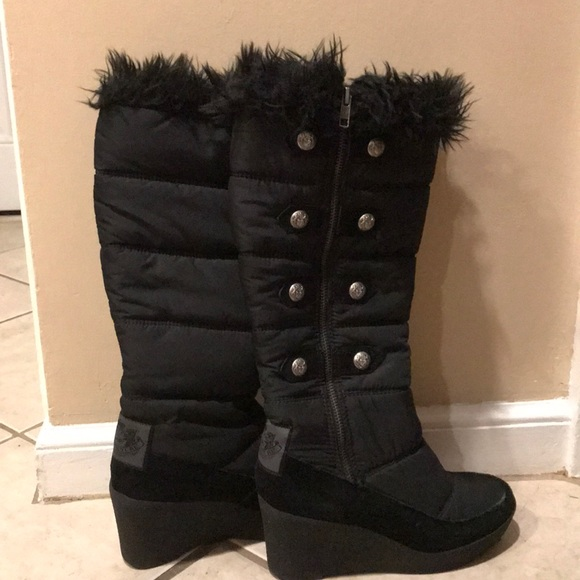 f20f3f316127 Juicy Couture Shoes - Juicy couture Everest quilted winter boots -⛄️
